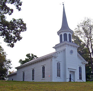 First Baptist Church of Cold Spring (Nelsonville, New York) church building in Nelsonville, United States of America