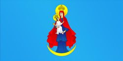 Flag of Porazava.png