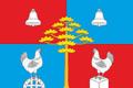 Flag of Sosnovskoe (Irkutsk oblast).png