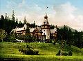 Flickr - …trialsanderrors - Peleş Castle, Sinaia, Romania, ca. 1895.jpg