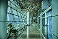 Flickr - Bakar 88 - An Internal Path, Cairo Airport Terminal 3 (HDR).jpg