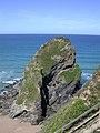 Flory Island or Black Humphrey Rock. - geograph.org.uk - 519136.jpg