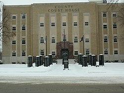 Floyd County, Iowa Courthose pic1