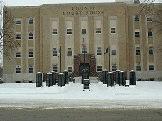 Floyd County, Iowa - Image: Floyd County, Iowa Courthose pic 1