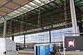 Flughafen Willy Brandt (Schönefeld) Eingang.jpg