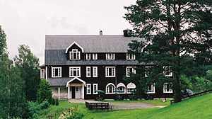 Prestfoss - Folk Music Center of Buskerud