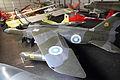 Folland Gnat Mk.1 (GN-107) Karhulan ilmailukerhon lentomuseo 1.JPG