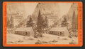 Foot of the Cap of Liberty. Snow's Alpine House, by E. & H.T. Anthony (Firm).png