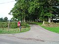 Footpath 1343 from Okehurst Lane - geograph.org.uk - 258108.jpg