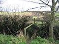 Footpath Crossing Ditch - geograph.org.uk - 317579.jpg