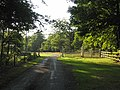 Footpath and Entrance to Hamstead Park - geograph.org.uk - 50346.jpg