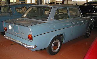 Officine Stampaggi Industriali - Image: Ford Anglia Torino 1964 1967 Heck
