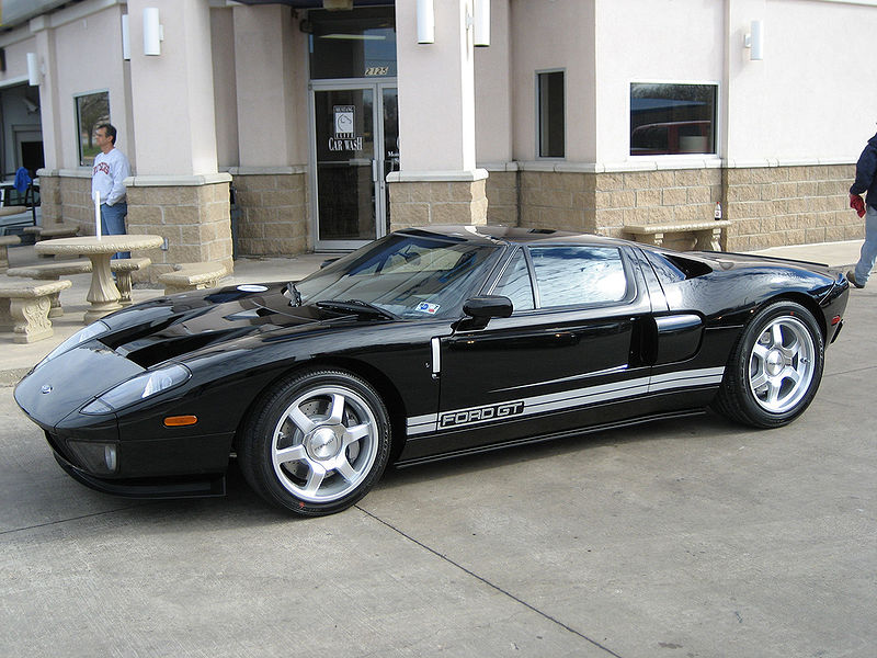 Not many people are aware of the history of the Ford GT.