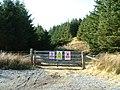 Forest gate - geograph.org.uk - 1779390.jpg