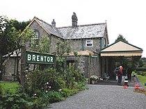 Former railway station, Brentor - geograph.org.uk - 1475142.jpg