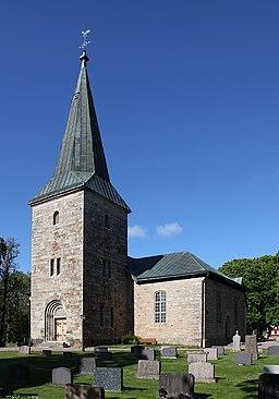 Fosshjems kirke