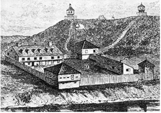 Northeast Coast Campaign (1755) - Fort Halifax (Maine)