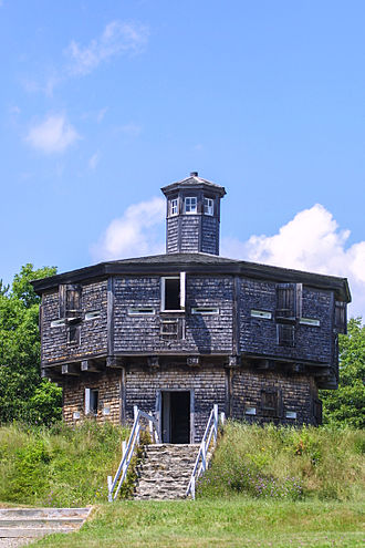 Fort Edgecomb - Fort Edgecomb in 2003