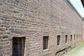 Fort James Jackson inside wall, Georgia, US.jpg