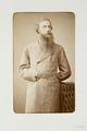 Fotografiporträtt på Eckhard von der Lühe, 1800-talets andra hälft - Hallwylska museet - 107733.tif