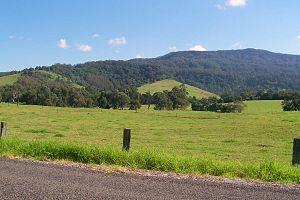 Foxground, New South Wales - Foxground Valley