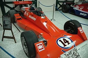 A. J. Foyt - The car Foyt drove to Indy victory in 1977