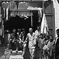 Fragment bazaru – sklep ze starą odzieżą - Afganistan - 001978n.jpg