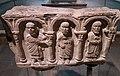Fragment romaans doopvont, Schatkamer St-Servaasbasiliek, Maastricht.jpg