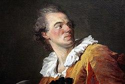 Fragonard, ritratto presunto di louis-françois Prault, detto l'ispirazione, 1760-70 ca. 02.JPG