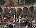 François Flameng - Bathing of Court Ladies in the 18th Century, 1888FXD.jpg
