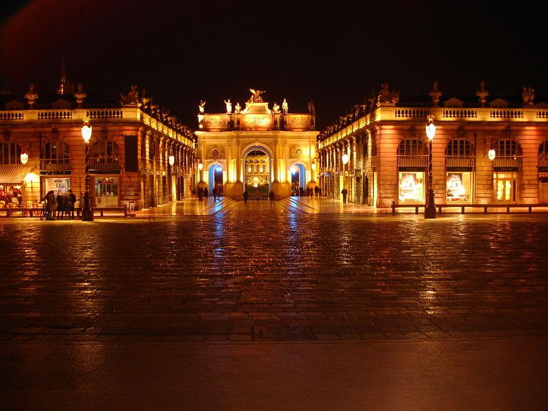 Image:France Nancy Place Stanislas nuit.jpg