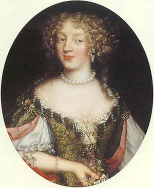 "Frances Talbot, Countess of Tyrconnel - ""La Belle Jennings"""