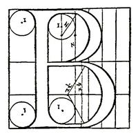 Francesco Torniello da Novara Letter B 1517.png