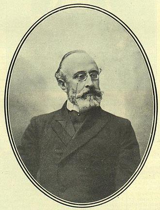 Francisco Silvela - Francisco Silvela by Franzen (1905).