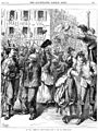 Franco-Prussian War - Students Going to Man the Barricades - Illustrated London News Oct 1 1870.jpg
