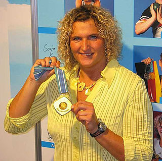 Franka Dietzsch German discus thrower