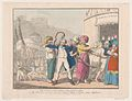 Fraternization in Grand Cairo, or The Made General & his Bonny Party Likely to Become Tame Musselmen MET DP872679.jpg