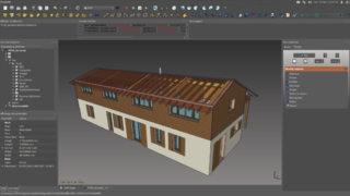 Freecad screenshot -- Rockn house (out).png