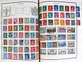 French postage stamps on album pages-2.jpg