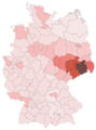 Frenzel family distribution map.png