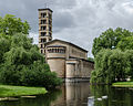 Friedenskirche, Potsdam, North-east view 20130630 1.jpg