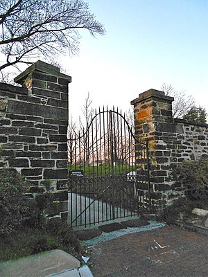 Friends Burial Ground (Baltimore, Maryland) - Image: Friends Burying Ground Baltimore