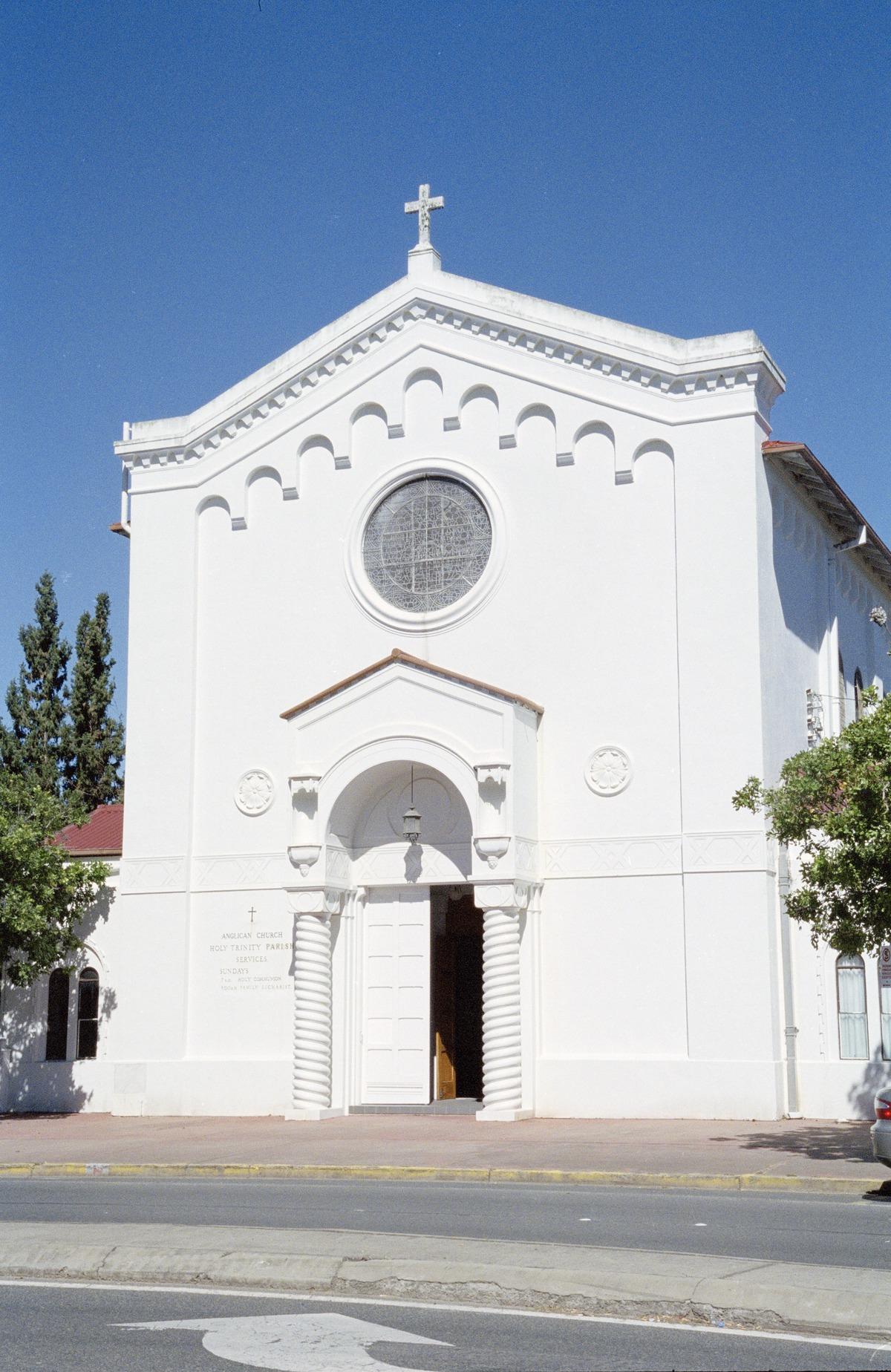 Holy Trinity Church Mackay Wikipedia