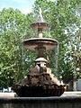 Fuente - Jardines de Colón (Córdoba, España).JPG