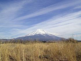 Вулкан фудзияма 2005 г