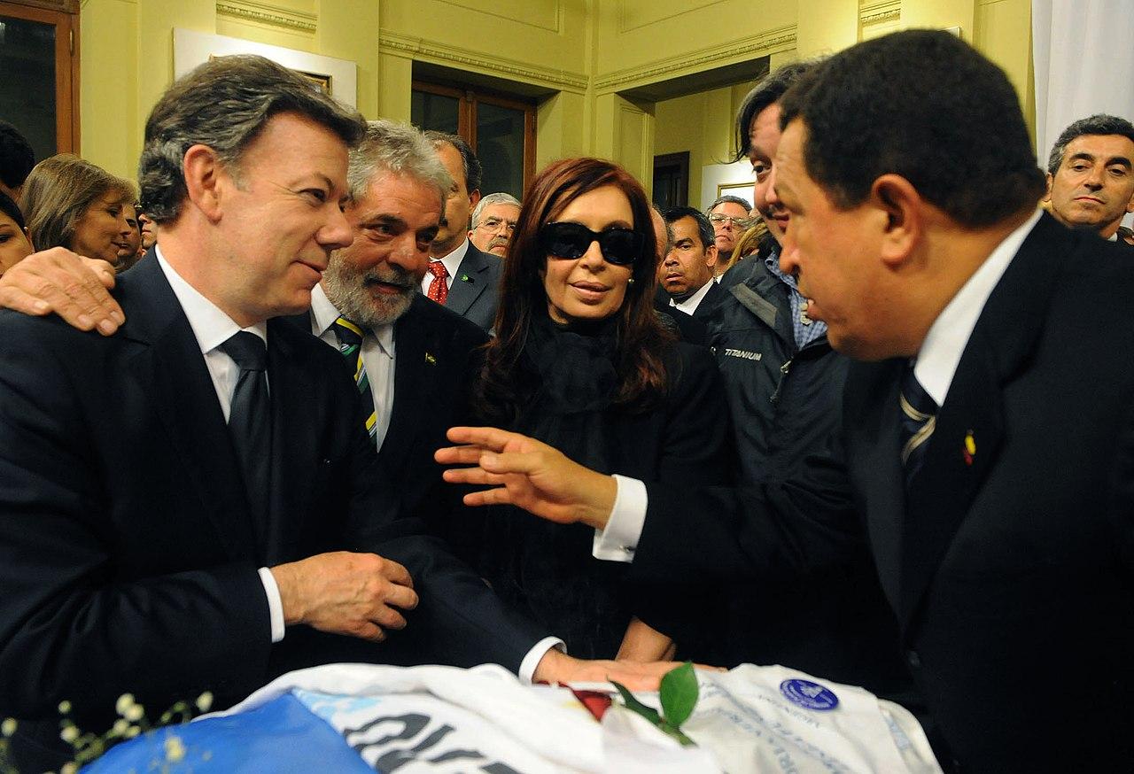 File:Funerales De Nestor Kirchner Presidentes De Argentina