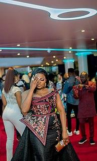 Funke Akindele Nigerian actress and producer