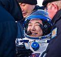 Furukawa after landing.jpg