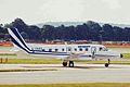 G-TABS EMB.110P Skydrift-Thornhill MAN 06AUG99 (6846786057).jpg