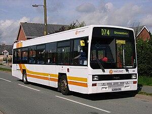 Tanat Valley Coaches - Leyland Lynx